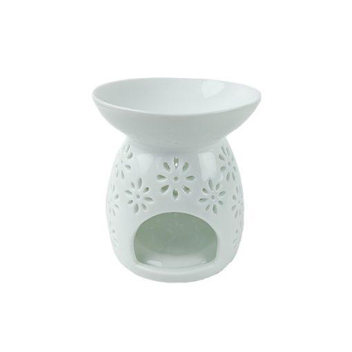Daisy Flower Ceramic Oil Burner