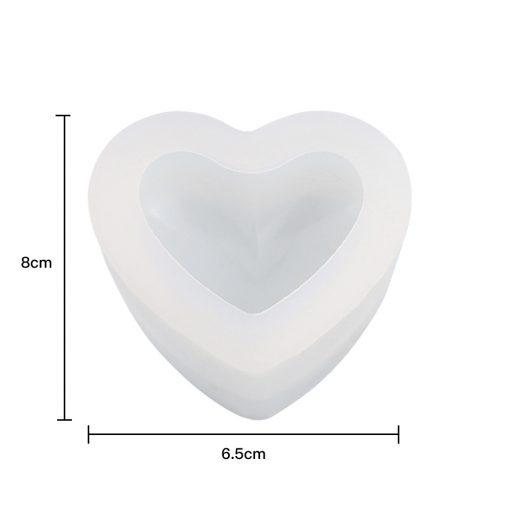 soap mold dimensions