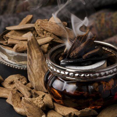 Oud and Bergamot Fragrance Oil